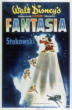 """""""Fantasia"""" (1940)"""