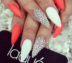 Stiletto Nails: The Pros and Cons - Daily Beauty Blog