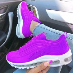 Cute Sneakers Cute Shoes Sneakers Nike Me Too Shoes Neon Shoes Air Max 97 Trendy Shoes Casual Shoes Shoe City Neon Shoes, Nike Air Shoes, Hype Shoes, Cute Sneakers, Sneakers Nike, Souliers Nike, Sneakers Fashion Outfits, Aesthetic Shoes, Fresh Shoes