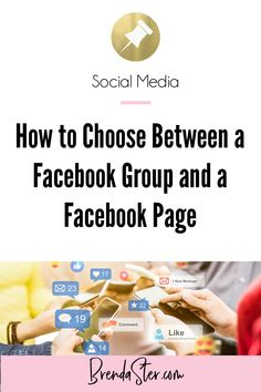 Do you know the difference between a Facebook Page and a Facebook Group? Both offer unique benefits to your business marketing strategy. Read up on how you can use them for your business. Don't forget to repin this for later!! Direct Sales // Direct Sales Tips // Small Business // Small Business Tips // Social Marketing // Social Marketing Tips