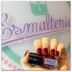 Esmalte Preta Gil cor Arrasimble #CurtiCompartilhei Nails, Nail polish
