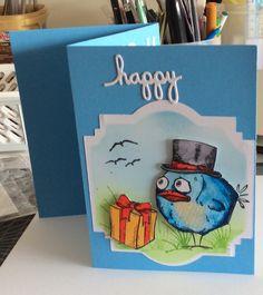 Crazy Birds Birthday - Scrapbook.com