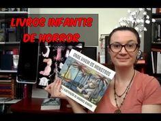 Livros infantis -  Semana do Horror(zinho)