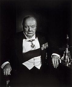 Winston Churchill 1956