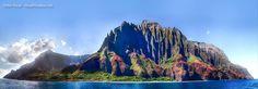 Na Pali coast by Mike Neal