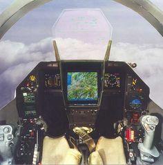 The Rafale cockpit. - Image - Naval Technology