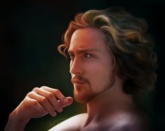 Aaron Taylor-Johnson (in the movie 'Savages'.)