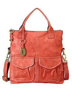 Fossil...I need this bag