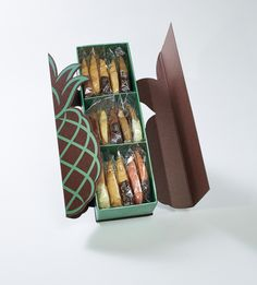 My 3-D Design Professor had one of these boxes when we made product prototypes. It was well constructed and as high quality as I'm sure the treats inside are; though we didn't get any of those.