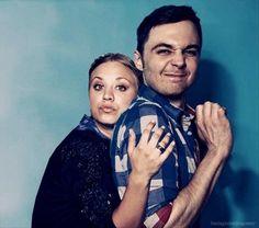 Cast Members Of The Big Bang Theory – 30 Pics