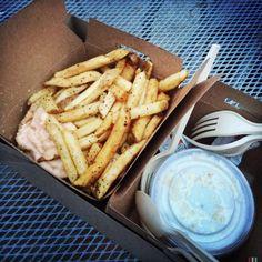 レシピとお料理がひらめくSnapDish - 3件のもぐもぐ - Greek Fries by stephanie mizuha