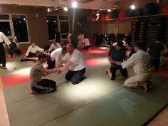 Aikido Anfängerkurs Walding, 23. Oktober 2012