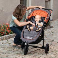 New Baby Fitness Exercise Jogger Track City Park Mini GT Single Infant Stroller