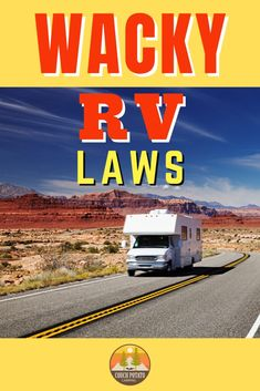 States have their own legal guidelines specific to RVs. There are even some strange laws that you might encounter depending on where you travel. #rvlife #rvliving #rvlaws Travel Route, Rv Travel, Weird Laws, Responsible Travel, Sustainable Tourism, Outdoor Survival, Rv Life, Rv Living, Weekend Trips