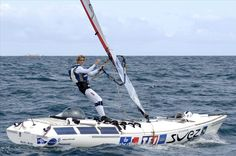 reverse staysails, as it pertains to ketches, particularly the reverse or upsidedown Best Fishing Kayak, Canoe And Kayak, Sailing Kayak, Sailing Ships, Yacht Design, Boat Design, Small Yachts, Rando, Yacht Boat
