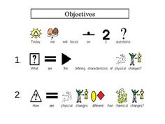This is a simple worksheet on physical and chemical