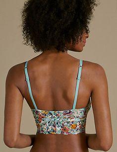 Ladies Vest & Camisole Tops | Womens Long Crop Tops | M&S