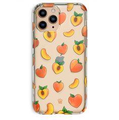 Just Peachy iPhone Clear Case - t e c h - Accessories Iphone 7, Iphone 6 Plus Case, Coque Iphone, Iphone Phone Cases, Iphone Case Covers, Girly Phone Cases, Pretty Iphone Cases, Phone Cases Samsung Galaxy, Diy Phone Case