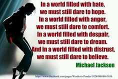 One of my favorite Michael Jackson quotes Mj Quotes, Music Quotes, Famous Quotes, Inspirational Quotes, Qoutes, Michael Jackson Quotes, Spiritual Advisor, Jackson Family, The Jacksons