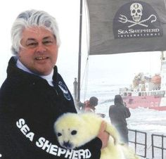 Paul Watson of the Sea Shepherd needs your help.  The Steve Irwin is being held in port.  It may be seized and sold.  Lives of ocean wildlife are at stake. Click on this pin to take action.