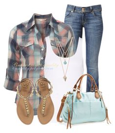 Untitled #1267 by casuality on Polyvore featuring polyvore fashion style Miss Selfridge Hudson Jeans Dolce Vita Steve Madden With Love From CA