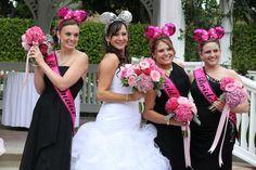 Disney Wedding  Fairytale Hair and Makeup