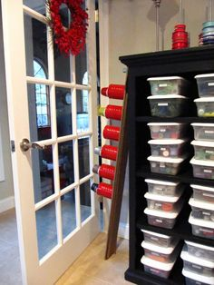 Sew Many Ways...: Tool Time Tuesday...Vertical Storage