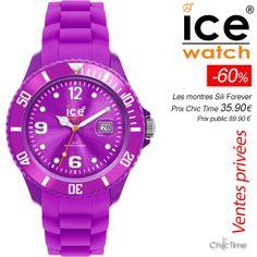 vente privee ice watch