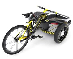 GT's Melenio QR is an urban-assault cycle designed for navigating crowded city streets and suburban trails.