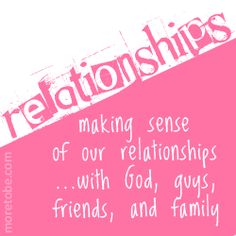 youth and relationship with god