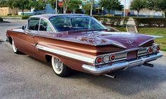 1960 Chevrolet Impala 🐆