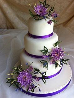 wildflowers+on+wedding+cakes | Wedding Cakes Brighton | Wedding Cakes in Brighton | Flair 4 Cakes