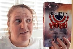 """Travel Reads: """"Presidential Risk"""" by Michael Bronte Tv Reviews, Book Review, Science Fiction, Horror, Fans, Reading, Books, Travel, Sci Fi"""