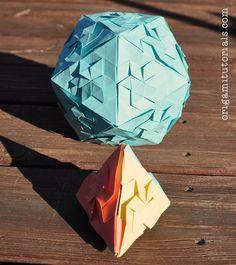 Star Icosahedron Tutorial
