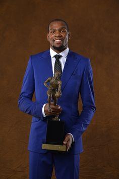 Thunder star Kevin Durant wins first MVP #KDMVP #OKCTHUNDER #NBAMVP