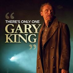 There's only one Gary King The Three Musketeers, End Of The World, Movies Showing, All About Time, King, Books, Movie Posters, Teal, Fictional Characters