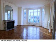 Paris 7ème Raspail Sept Pièces 206,75m2 en parfait état. Très belles prestations.         Loyer: 6700€cc #Immobilier #Realestate #Paris #Paris7 #Location #Prestige #Luxe
