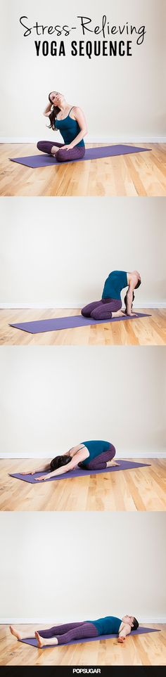 A #Yoga Sequence to Relieve Tension and Digestive Woes