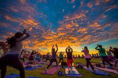 shift your perspective | lululemon Bondi re-opening celebration