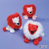 I'm Not Lion... You're Grrrrreat! $20.00 per dozen (non candy Valentine)