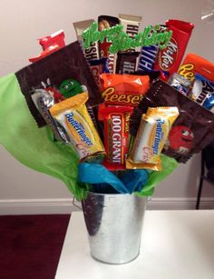 Mixed Candy Bouquet