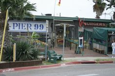 Pier 99 | Corpus Christi, TX. My favorite place for great drinks, great food and great music on the bay.