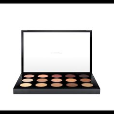 MAC Warm Neutral Eyeshadow Pallet extremely popular, works in every skin tone.  this product is never discounted, not even for MAC employees.  15 warm e/s shades for every occasion.  100% authentic, unopened & brand new in box. MAC Cosmetics Makeup Eyeshadow