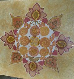 Hand made...my art work !