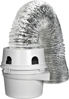 Best Dryer Vent Kit in 2021 Review and Buying Guide - VBESTHUB Indoor Dryer Vent, Best Dryer, Laundry Dryer, Front Load Washer, Clothes Dryer, Belle Villa, Washer And Dryer, Home Improvement, Houses