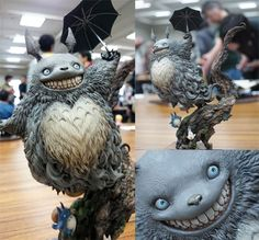 "TOYSREVIL: ""Totoro"" at Amazing Japan Model Expo 2015"