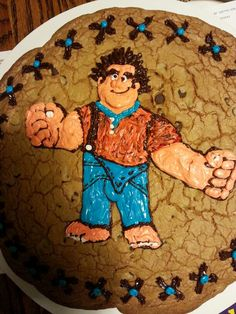 Wreck it Ralph cookie