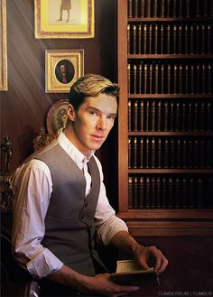 Benedict Timothy Carlton Cumberbatch~ William Sherlock Scott Holmes~