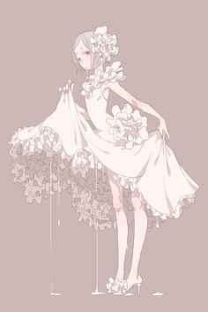 カイ: 蛆虫カイコ(Pixiv)... ★ || CHARACTER DESIGN REFERENCES (www.facebook.com/CharacterDesignReferences & pinterest.com/characterdesigh) • Love Character Design? Join the Character Design Challenge (link→ www.facebook.com/groups/CharacterDesignChallenge) Share your unique vision of a theme every month, promote your art and make new friends in a community of over 20.000 artists! || ★