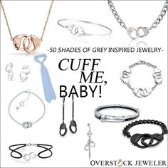 Get Locked Up in Handcuff Jewelry   Overstock Jeweler Blog